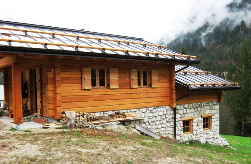 Case Di Montagna In Legno : Case di legno in montagna. degiovanni f lli with case di legno in