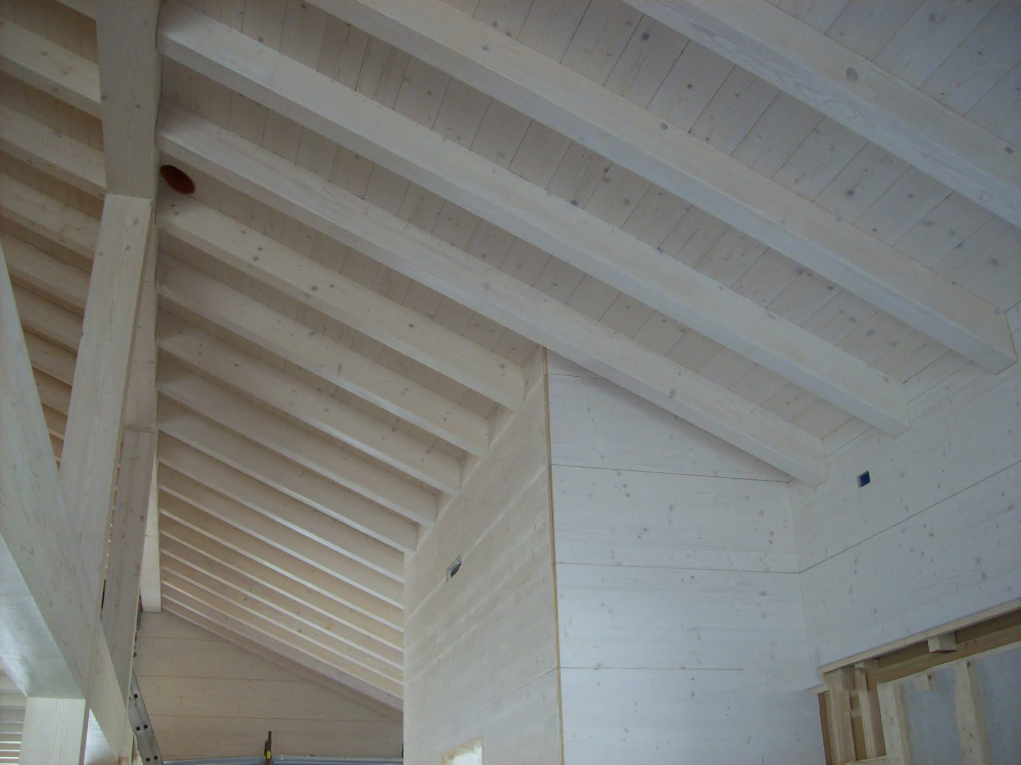 Legno sbiancato tetto - Legno sbiancato tetto ...